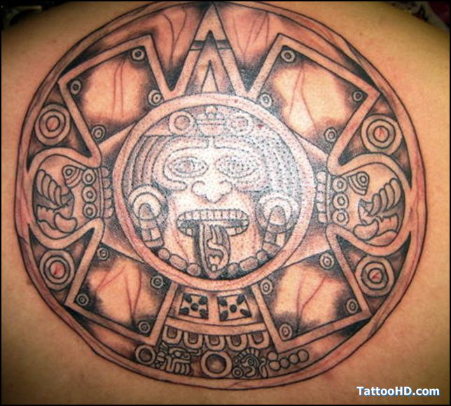 Mexican Tattoos Designs Ideas And Meaning: Mexican Style Tattoos
