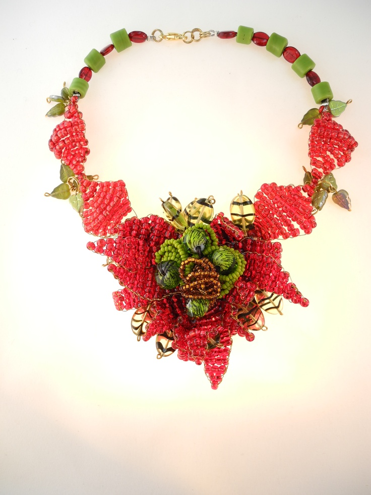 Everybody Needs A Ruby Red Necklace