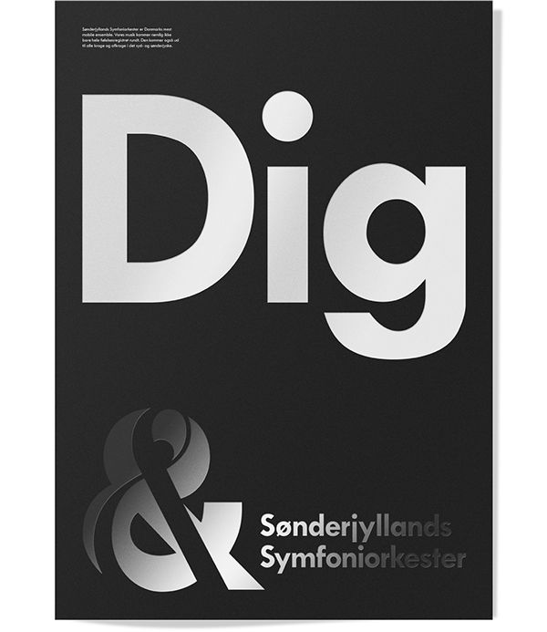 South Denmark Philharmonic Brand Identity by JWT Design Copenhagen