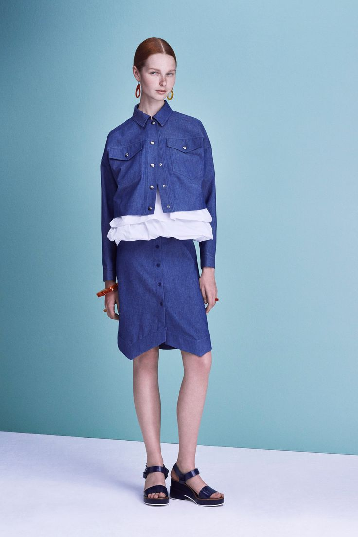 Jil Sander Navy Spring 2016 Ready-to-Wear Fashion Show