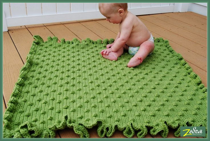 Free Crochet Patterns Using Bernat Baby Blanket Yarn Blanket ...