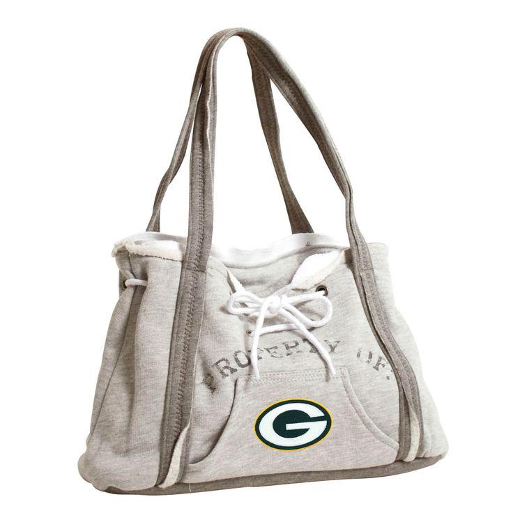 NFL Green Bay Packers Hoodie Purse, Women's