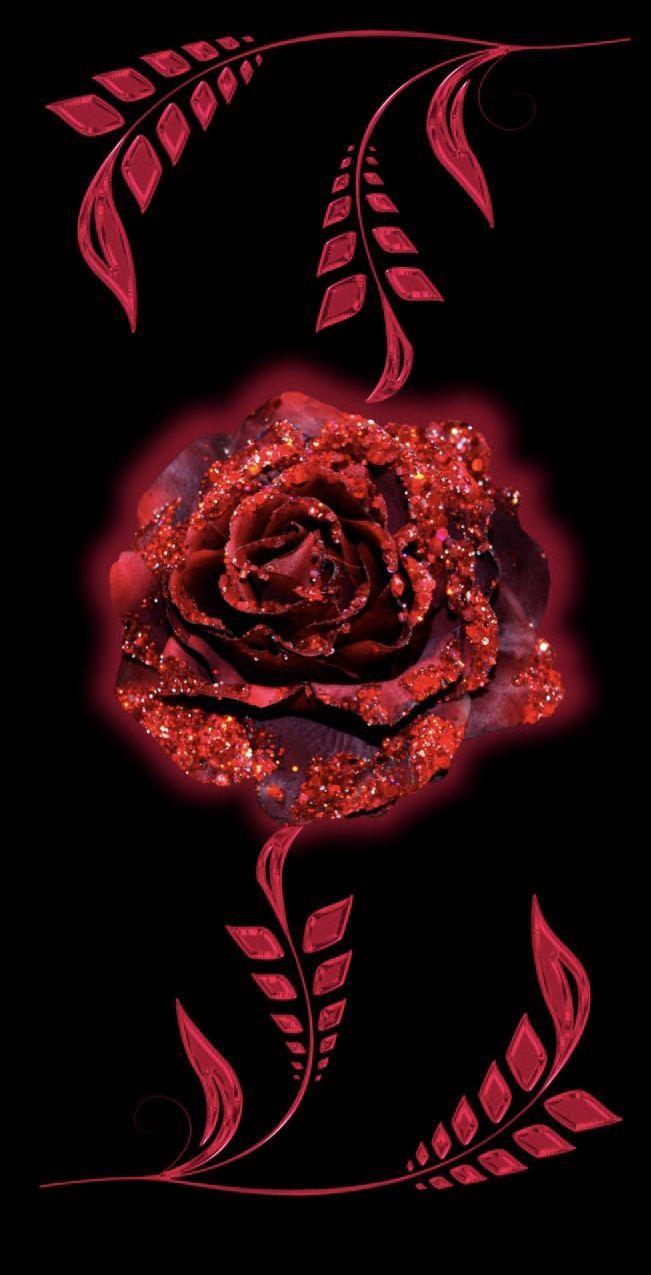 хочу отметить картинка мобильник роза город