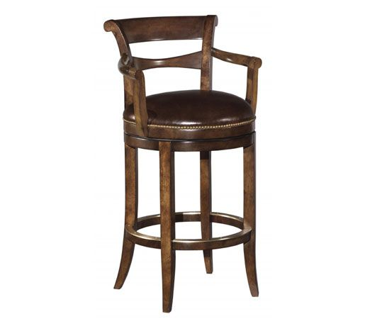 swivel bar stools with back and arms | 7012-11 Swivel Bar Stool  sc 1 st  Pinterest & 12 best Swivel chairs images on Pinterest | Bar stools with backs ... islam-shia.org