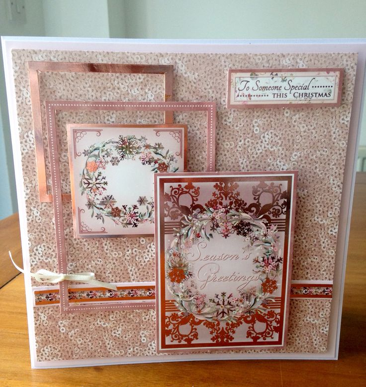 Winter Wonderland Collection as shown on Create and Craft