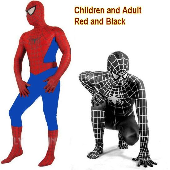 Red Black Spiderman Costume Spider Man Suit Spider man Costumes Adults Children Kids Spider Man Cosplay Clothing-in Clothing from Novelty & Special Use on Aliexpress.com   Alibaba Group