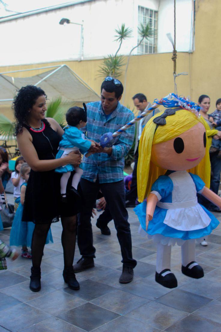 Piñata Ximena