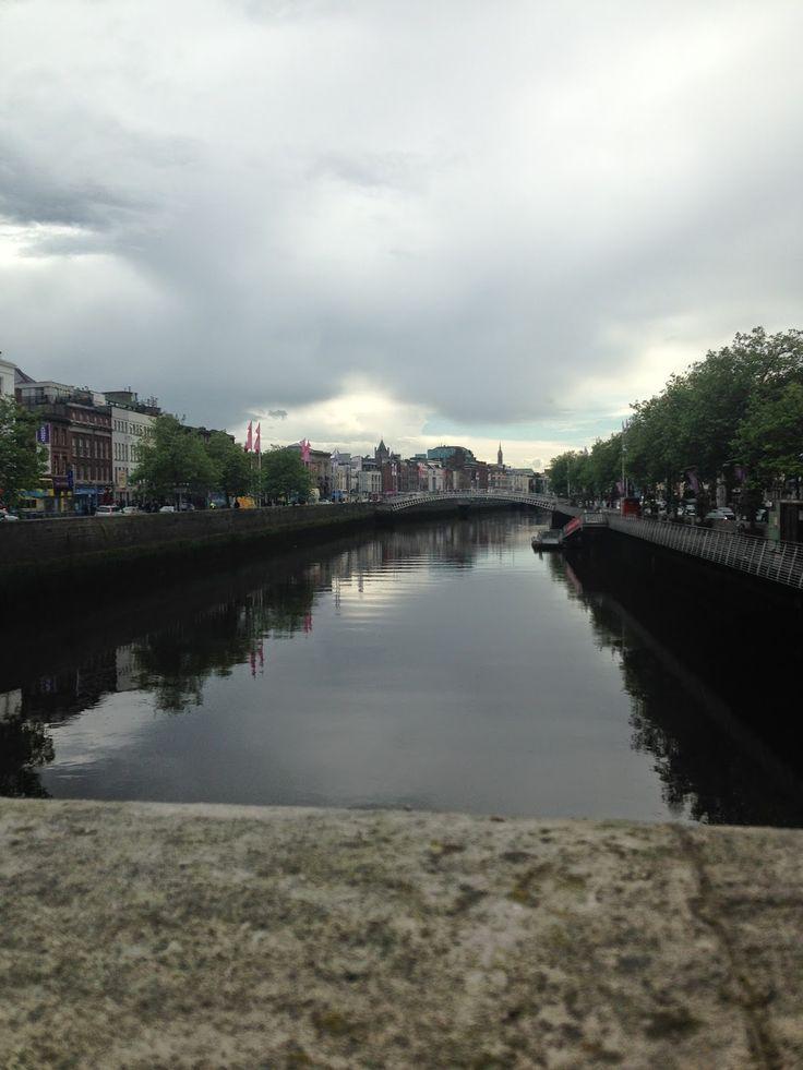 Sara Engelhard | Internship in Dublin http://saraengelhardtravels.blogspot.com/