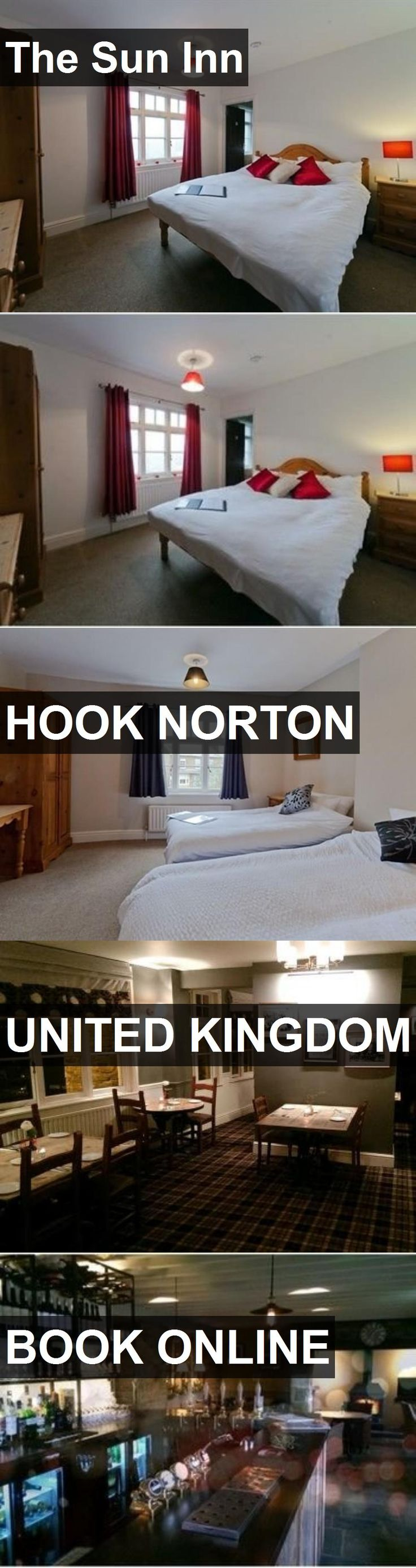 Hotel The Sun Inn in Hook Norton, United Kingdom. For more information, photos, reviews and best prices please follow the link. #UnitedKingdom #HookNorton #travel #vacation #hotel