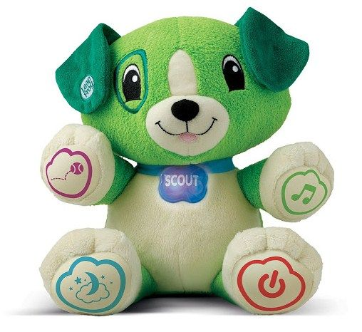 Missing Sleep: LeapFrog My Pal Scout Giveaway
