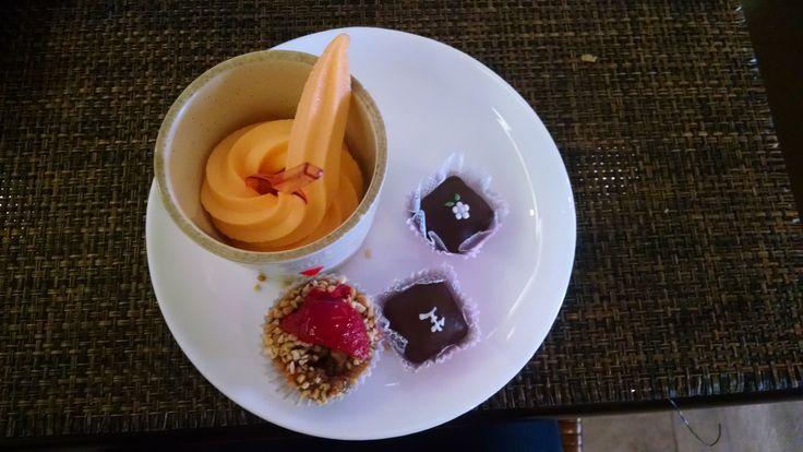 a comida japonesa é deliciosa e precisa guardar um espaço para comer a sobremesa no Tanka - bairro Liberdade/SP.
