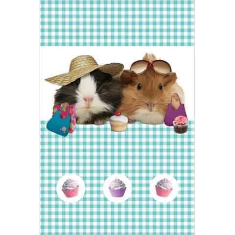 Ręcznik kuchenny Sweet Things Guinea Pig