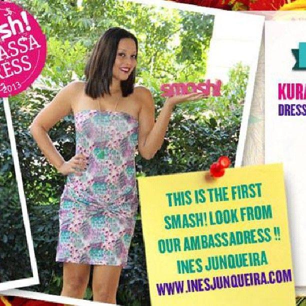 Embajadora de Brasil de Smash SS13