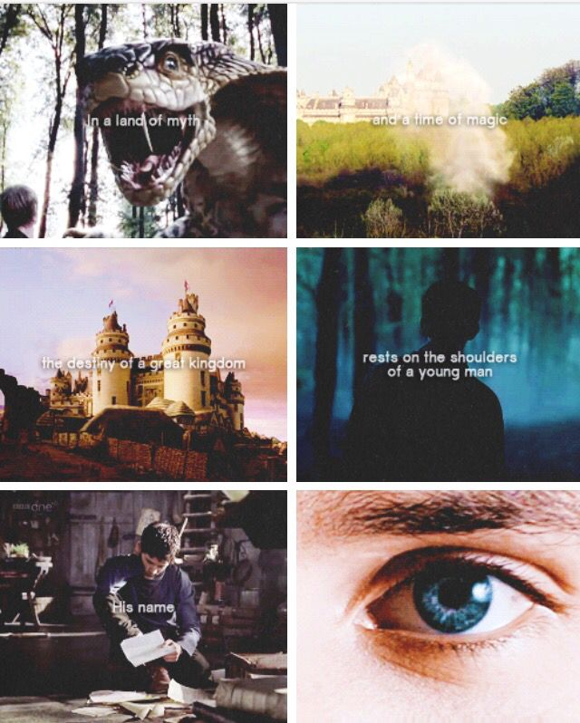 Just started watching Merlin yesterday; I could already tell there was no going back 2 min into the pilot