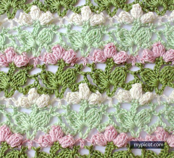 MyPicot | Free crochet patterns ~ k8~