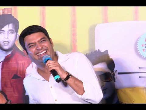 Kapil Sharma HILARIOUS at Second Hand Husband movie's trailer launch.