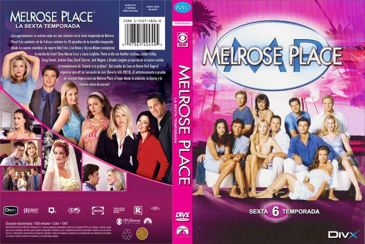 """""""Melrose Place"""" (1992-1999), Andrew Shue"""