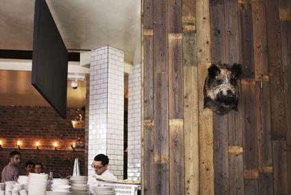 Paesan London, Cucina Povera, Exmouth Market  #B3Designers