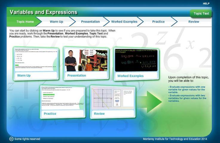 80 best Math - Algebra images on Pinterest | Algebra 1, Math ...