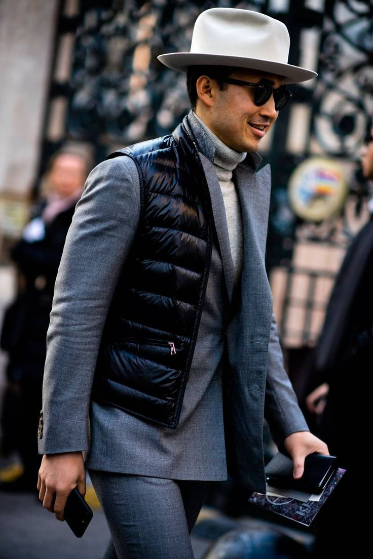 3c4d3217a04 The strongest street style at Paris Fashion Week AW17