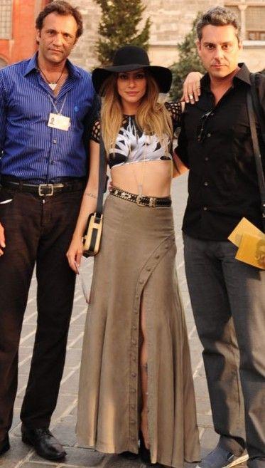 Look Novela: Bianca I Salve Jorge - Cena Fashion