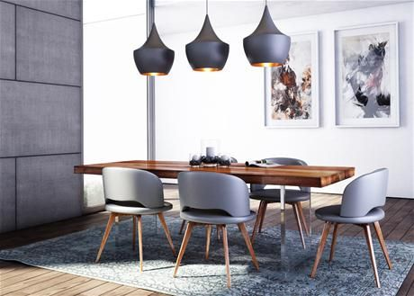 Pinterest the world s catalog of ideas for Table salle a manger contemporaine
