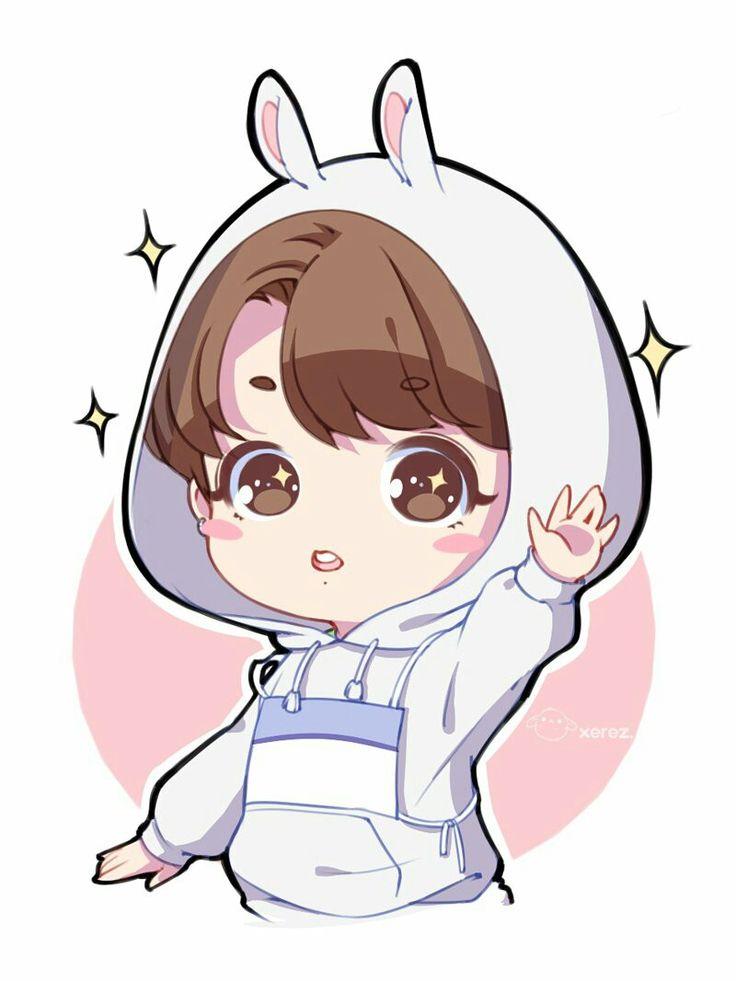 Exo Heart Sign Gif Rabbit Jungkookie | BT...