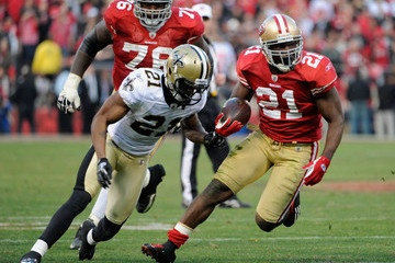 Frank Gore in a great Niner victory!