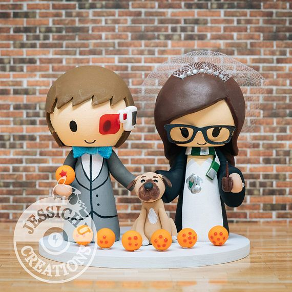 anime wedding cake tops 19 best anime inspired wedding cake topper by jessichu 10782