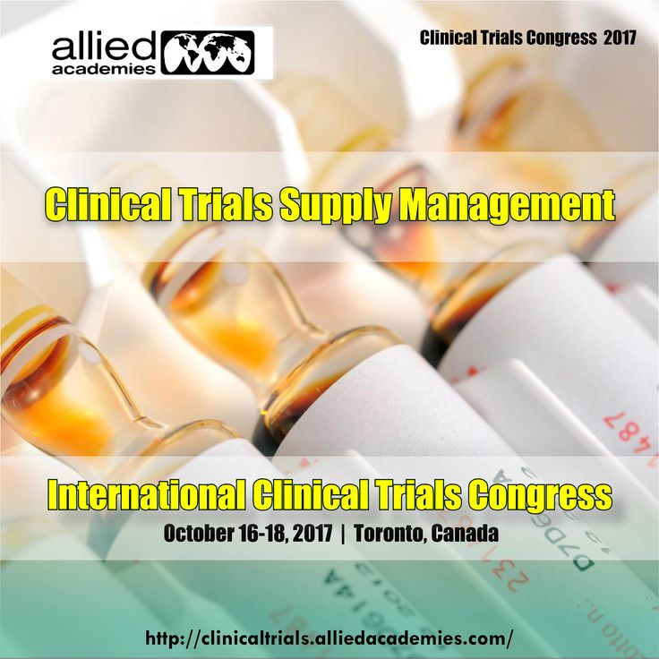 Clinical Trials Supply Management The conduct of clinical trials is one of the most expensive aspects of the development of new #medicinalproducts. It is important, therefore, that the studies should produce high-quality data in the shortest possible time. More companies are trying to use single, larger, complicated trials in an attempt to gain the greatest amount of information about a product and thus reduce the lead time to market. A key element in ensuring this goal is the close…