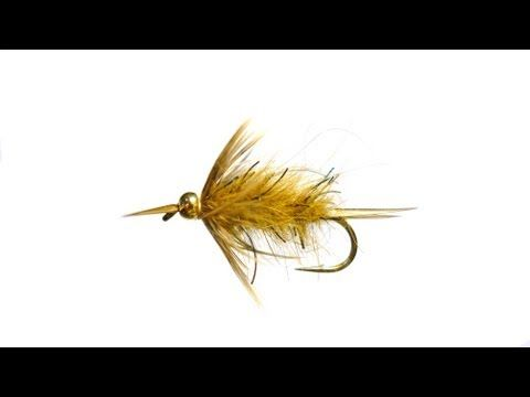 Hare'e Stonefly Nymph Fly Tying Instructions