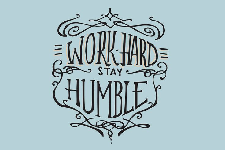 Being humble in sobriety is one of the key points to success. Here's the low down and how to be humble and what it really means.