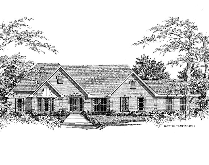 36 best images about ranch style house plans on pinterest for American dream home plans