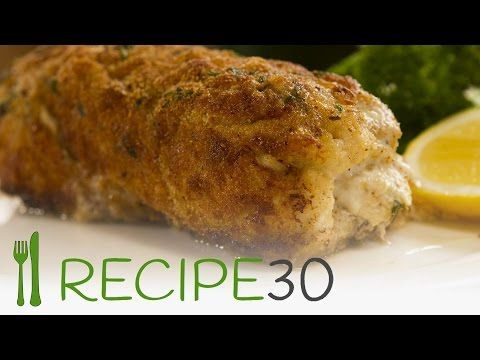 Chicken Cordon Bleu – Easy Meals with Video Recipes by Chef Joel Mielle – RECIPE30