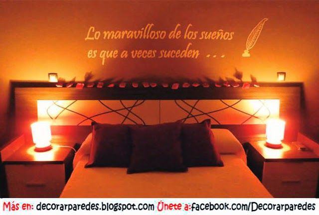 DECORAR PAREDES CON FRASES : DECORAR PAREDES