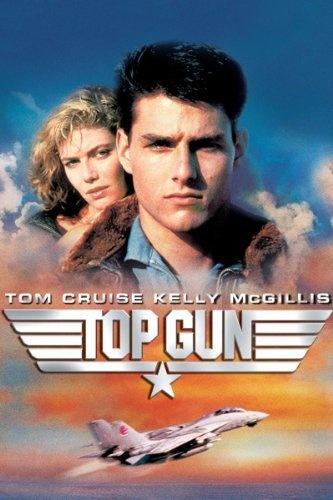 Top Gun- Tom Cruise