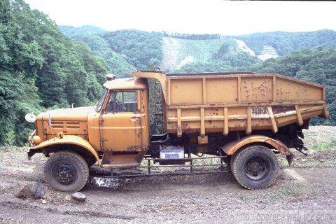 いすゞ トラック 写真
