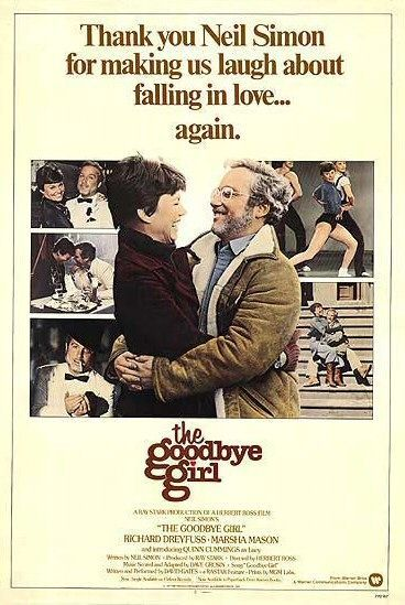 Goodbye Girl (1977) one of my new favs! :)
