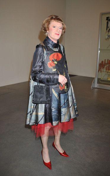 Grayson Perry Photos - The Montblanc De La Culture Arts Patronage Award 2009 - Zimbio