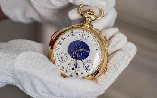 Jam Ini Berharga RM71 juta  Jam Henry Graves Supercomplication semalam dijual dalam bidaan dengan harga menakjubkan- £13.4 juta (RM71 juta). Hasil rekaan Patek Philippe itu adalah jam tangan buatan tangan paling kompleks pernah dicipta dengan...