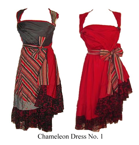 Annah S dress nice colours, need to make one of these