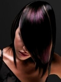 I'm getting deep plum highlights like this soon!! Can't wait :o)