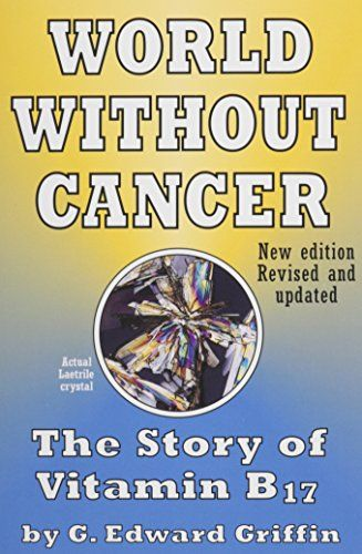 World Without Cancer; The Story of Vitamin B17 by G. Edward Griffin http://www.amazon.com/dp/0912986506/ref=cm_sw_r_pi_dp_Gtotwb0XFPJ9N