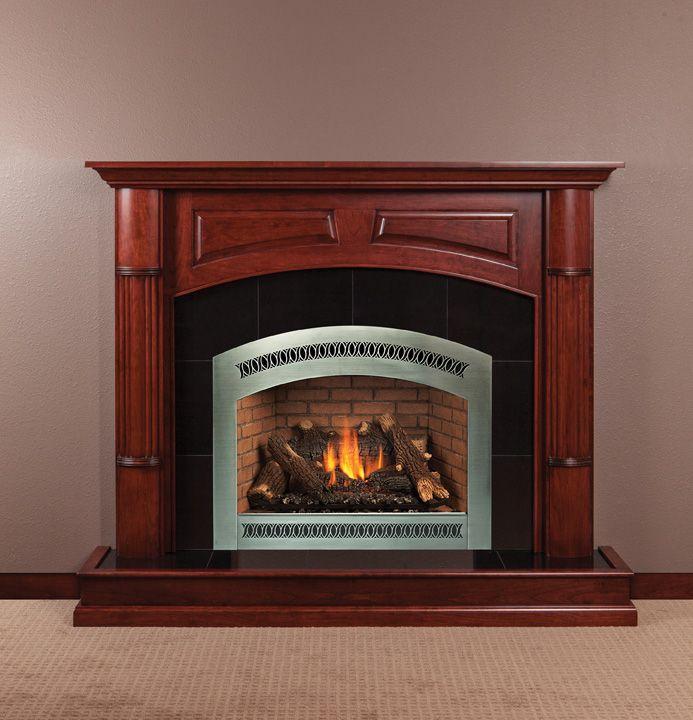 71 best Fireplace Mantels images on Pinterest   Fireplace mantels ...