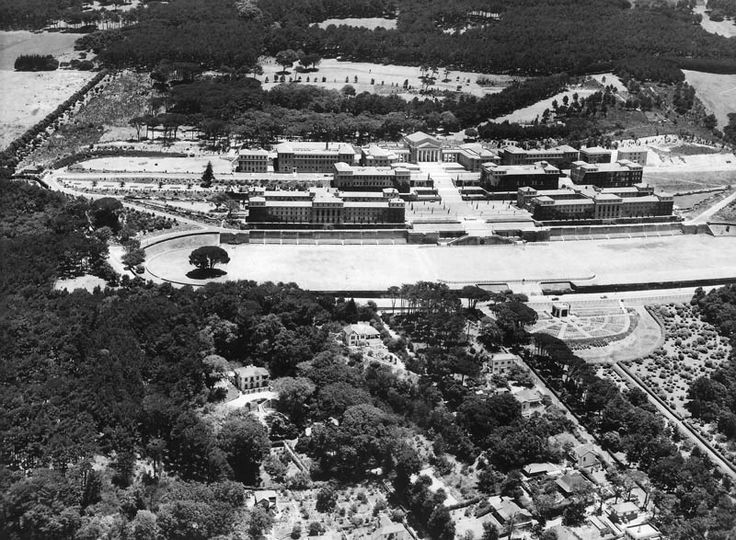 University of Cape Town - Late 1930's