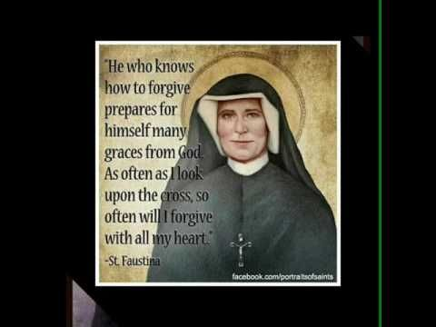 St Faustina Quote