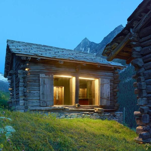 These Are The World S Friendliest Countries Architecture Barn Renovation Cabin