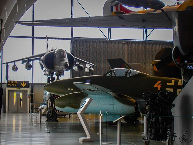 The Royal Air force museum in London. Lots of airplanes to admire and to learn from.         #royalairforcemuseum #londen #londres #london #england #engeland #angleterre #unitedkingdom #britain #greatbritain #museum #cityview #travel #travelphotography #t