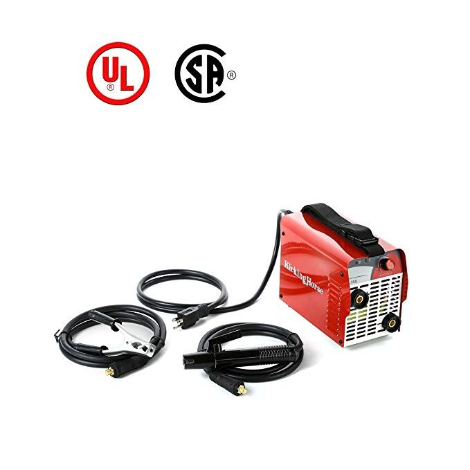 Arc Stick Welder 110v Kickinghorse A100 Ul 100a Igbt Inverter Designed To Run Off 15 20a Us Home Circuit Ideal For Beginne Welding Welders Welding Equipment