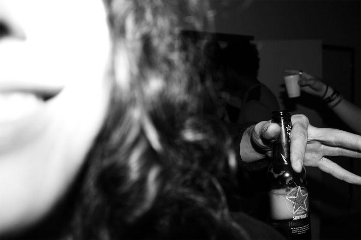 Sarah #fête #party #anniversaire #birthday #paris #france #photography #blackandwhite #blackandwhitephotography